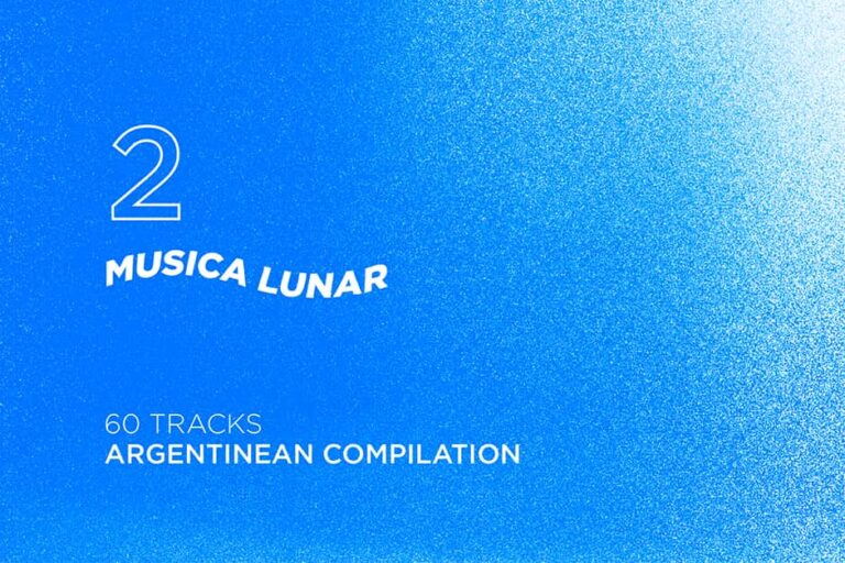Tapa EP Música Lunar