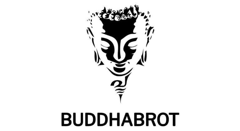 Logo del sello Buddhabrot
