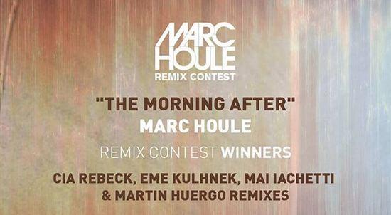 Ganadores del Marc Houle remix contest