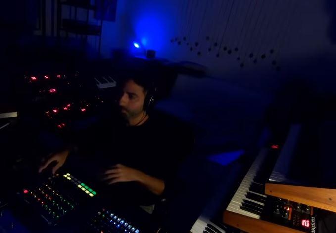 Guy J en vivo Echos 19-03