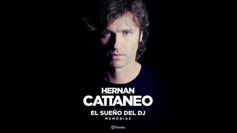 """La tapa de """"El sueño del DJ"""""""
