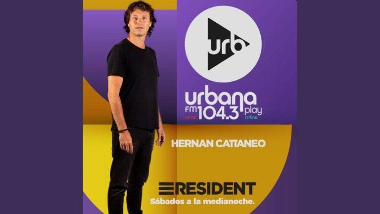 Hernan Cattaneo Resident
